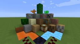 """Active"" 4x4 Simplistic Minecraft Texture Pack Minecraft Texture Pack"