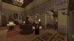 Disney Tower Of Terror Minecraft