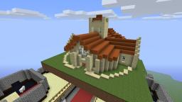 Chrono Trigger Minecraft: Manolia Cathedral Minecraft Map & Project