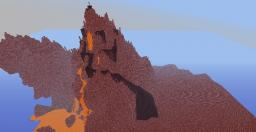 Jacobkolstad's Nether Mountain Minecraft Project
