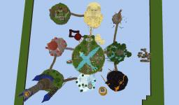 New SkyPvP Map [With Download] Minecraft Project