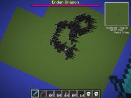 Ender Dragons Galore! Minecraft Map & Project