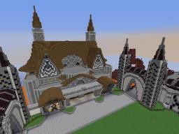 Crystal Empire Minecraft Map & Project