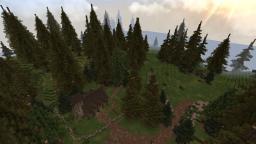 Demeter - Custom built world. (Medieval port city download)