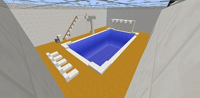 Epic swimming pool minecraft project for Epic pool show