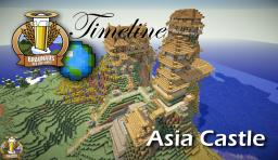 BdH Timeline: Map5 - Asia Castle Minecraft