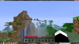 Evil Parkour Minecraft Map & Project