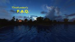 TheAvatar's FAQ Minecraft Blog