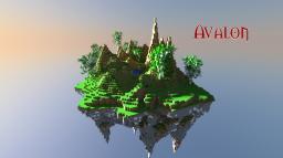 Custom Terrain - Avalon Minecraft