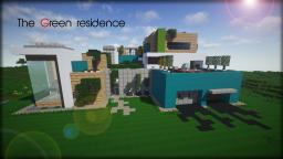The Green Residence Minecraft Project