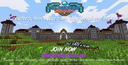 The Buildcast Public Server - Creators, Innovators and MasterPiece Makers! Minecraft