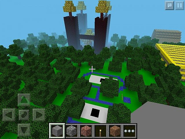 how to get hunger games on minecraft pe on ipad