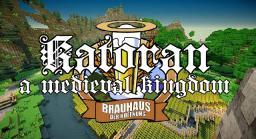Katoran - A Medieval Kingdom Minecraft Map & Project