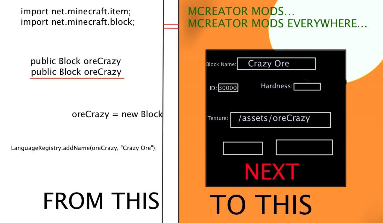 Mcreator minecraft wiki crafting