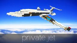 FT industries | Private Jet Minecraft Map & Project