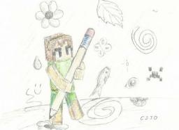 Unnumbered Tears' Art Blog Minecraft Blog