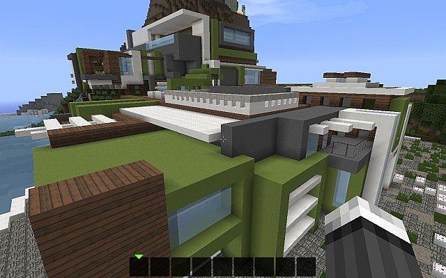 Showcased Modernmansion Modern Mansion 3 Wok Lickerr