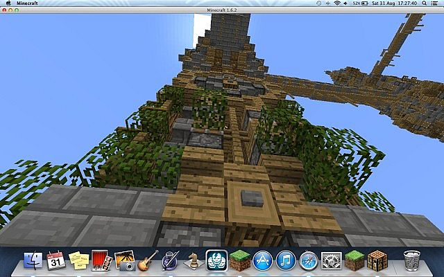 The Tyruk Dium Towers Minecraft Project