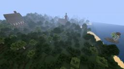 Mezzort Seaside Township Minecraft Map & Project