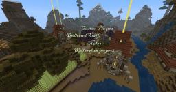 -=The Monarchy=- PvP Factions - Events - Staff hunts Minecraft Server