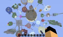 SkyPvP Map [DOWNLOAD SKYPVP MAP] Minecraft Project