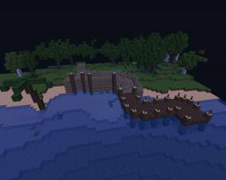 The port Minecraft Map & Project