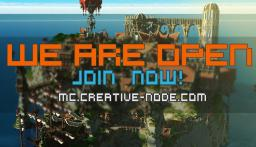 ░Creative-Node░ 1.7.4 - Building to the Extreme Minecraft Server