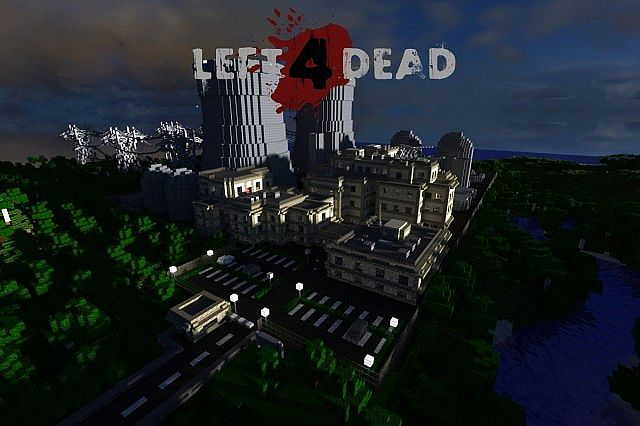 left4dead power plant adventure map