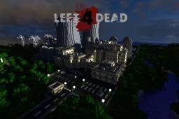 LEFT4DEAD Power Plant Adventure Map Minecraft Map & Project