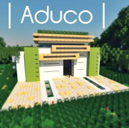 | Aduco | Modern Home | Minecraft Map & Project