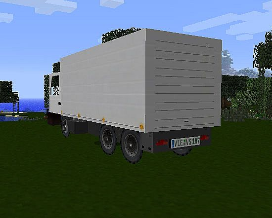 Vehicles in SimCraft