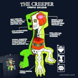 Why do Creepers Creep?(Pop Reel Awww Yeahhh) Minecraft Blog Post
