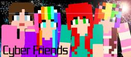 Cyber Friends Minecraft Blog Post
