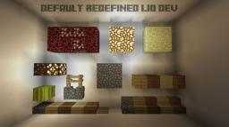 Default Redefined [old] Minecraft
