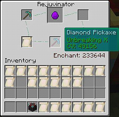 Enchanting Items