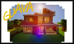 Guava | A Suburban House Minecraft Map & Project