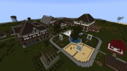 The spawn Minecraft Map & Project