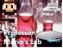 Professor Mario's Laboratory - How To Make A Minecraft Vanilla Shop Minecraft Map & Project