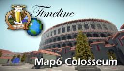 BdH Timeline: Map6 - Roman Colosseum Minecraft Map & Project