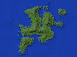 Udarth Island Minecraft Map & Project
