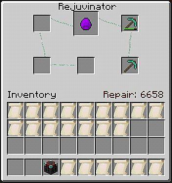 Repairing Items