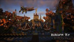 Auburn- Town of Autumn Minecraft