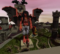 Sanatos Lord of Fire Minecraft Map & Project