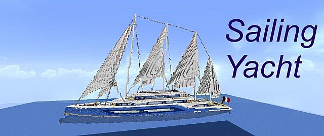 how to build yachts minecraft