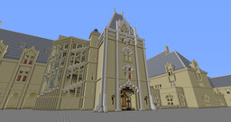 Biltmore House Minecraft Map & Project
