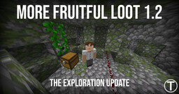 More fruitful loot for 1.14-1.17+ (V 1.4) Minecraft Data Pack