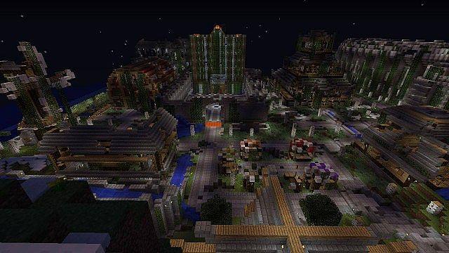 The Titans Minecraft Xbox Adventure Map Minecraft Project - Maps fur minecraft xbox 360