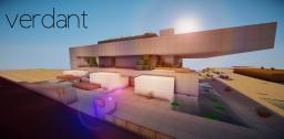 Verdant | Luxury home Minecraft Map & Project