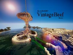 VintageBeef-Based House (Mindcrack Build Series #1) Minecraft Map & Project