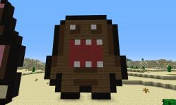Domo Minecraft Map & Project